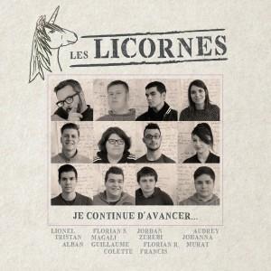 """le groupe """"Les Licornes"""""""