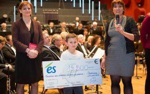 Concert Electricite de Strasbourg et Apprentis d'Auteuil