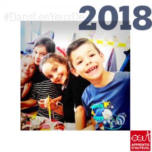 Apprentis d'Auteuil Alsace adresse ses vœux 2018