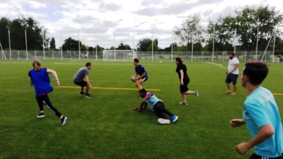 Rugby & Apprentis d'Auteuil